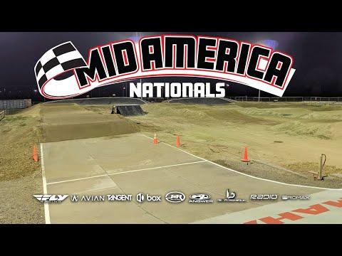 2020 USA BMX Mid America Nationals Day Three