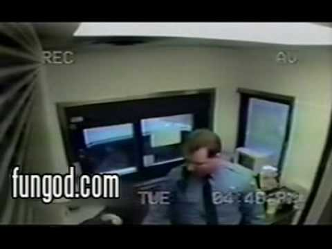 Police Brutality at Drive Thru