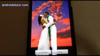 Romantic Love 3d LWP YouTube video