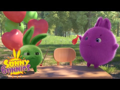 Cartoons For Children   SUNNY BUNNIES - SUNNY VALENTINE'S DAY   New Episode   Season 3