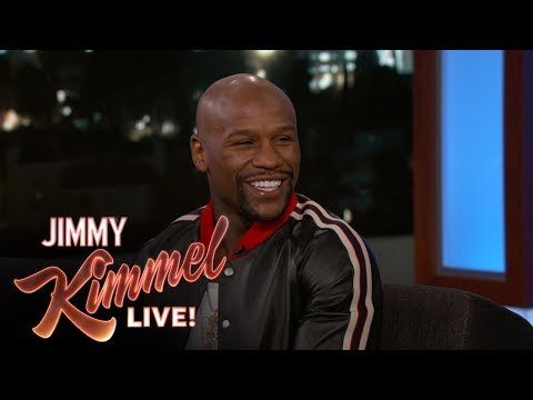 Floyd Mayweather Does NOT Like Conor McGregor