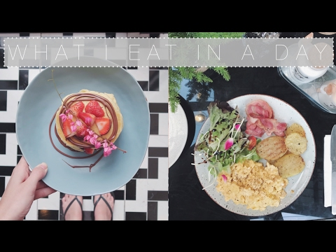 What I Eat In A Day | The Anna Edit (видео)