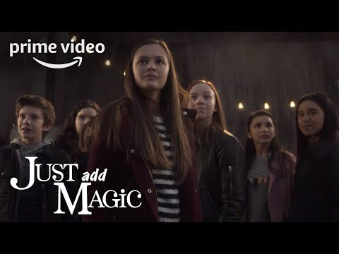 Just Add Magic: Mystery City - Official Trailer | Prime Video Kids
