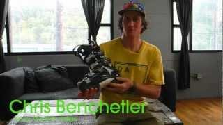 Atomic Burner 130 Ski Boots Review with Chris Benchetler