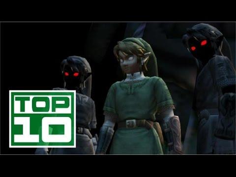 TOP 10 | Unheimliche Gaming Mythen
