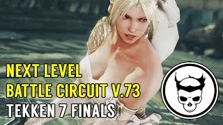 Next Level Battle Circuit is a weekly tournament series in New York City featuring some of the best fighting game players in the world! Watch the fights live every Wednesday 8PM EST on http://twitch.tv/teamsp00kyFable FAB (Bob) vs EMP The Game (Law) 0:40Blood Hawk (Leo) vs The Exalted (Nina) 18:55Blood Hawk (Kazumi) vs EMP The Game (Law) 26:43Blood Hawk (Kazumi) vs Fable FAB (Feng) 42:36Next Level Arcade, 874 4th Ave, Brooklyn, NY 11232 (http://nycnextlevel.com)Follow Next Level on Twitter (https://twitter.com/nycnextlevel).Brackets available on the Next Level Challonge page (http://nextlevel.challonge.com)💀 Watch more Team Spooky 💀Catch us live on our Twitch channel (http://twitch.tv/teamsp00ky)Follow Team Spooky on Twitter (http://twitter.com/teamspooky)Follow Team Spooky on Facebook (http://facebook.com/teamspooky)