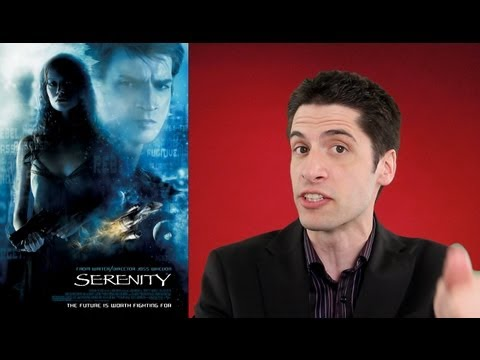 Serenity - Captain Malcolm Reynolds and his crew return in the finale to Joss Whedon's