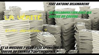 Le vrai salaire des Youtubers - La terrible vérité sur l'argent de Squeezie (ft. Antoine Delamarche)