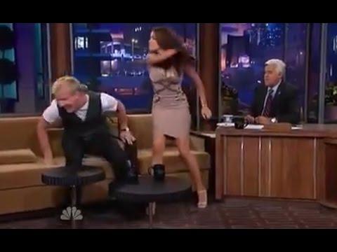 Sofia Vergara DESTROYS Gordon Ramsey during Interview.