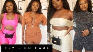 Video TRY-ON HAUL FT. PRETTYLITTLETHING [DRAMATIC] | AnnieDrea MP3, 3GP, MP4, WEBM, AVI, FLV Desember 2018