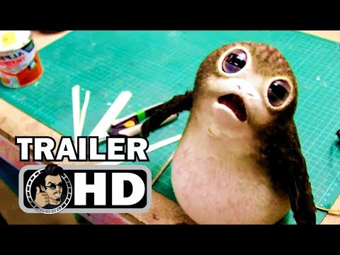 THE DIRECTOR AND THE JEDI Official Trailer (2018) STAR WARS: THE LAST JEDI Documentary Movie HD
