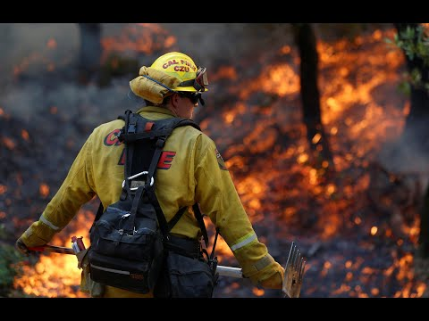 Evacuations continue in California's wine country