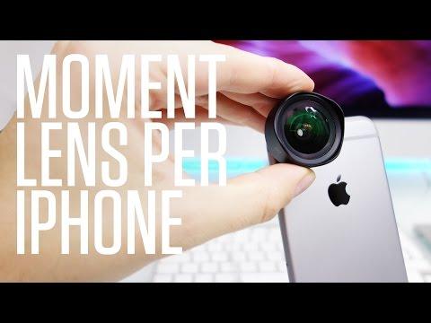 Le migliori lenti per la fotografia con iPhone al mondo – Moment Lens Recensione e test in italiano