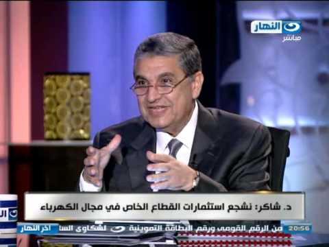 بالفيديو.. «وزير الكهرباء» يبرئ «الإخوان» من أزمة انقطاع التيار