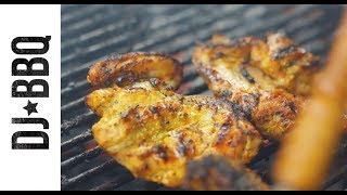 Cooking Tandoori Chicken with The Curry Guy! by DJ BBQ