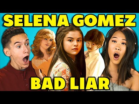 gratis download video - TEENS-REACT-TO-SELENA-GOMEZ--BAD-LIAR