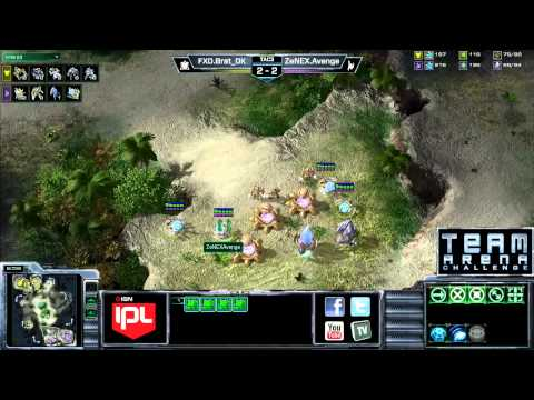 zenex - FXO.Brat_OK vs ZeNEX.Avenge on Ohana for Game 5 for the IPL TAC3 Qualifier #3 http://ign.com/ipl http://twitter.com/ignproleague http://facebook.com/ignprole...
