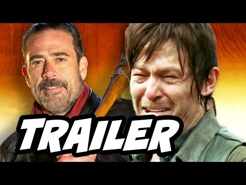 Walking Dead Season 7 Episode 3 Trailer and Negan Wives Explained