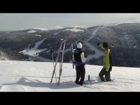 Sports d'hiver en Vosges Lorraine