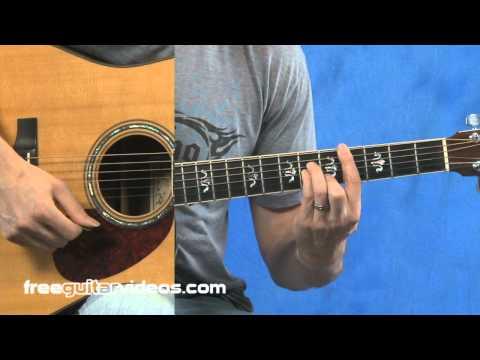 C#m Guitar Chord Progression