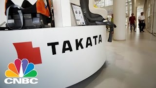 TAKATA CORP UNSP/ADR - Takata Will Plead Guilty To Wire Fraud, Agrees To $1B Settlement | Power Lunch | CNBC