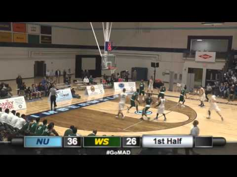 Northwood U. Men's Basketball - Jermaine Myers Perfect Shooting Night