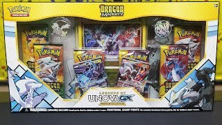 Pokemon Dragon Majesty Unova GX Premium Collection Box Opening! by The Pokémon Evolutionaries
