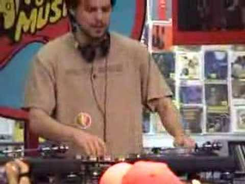 Abilities - DJ Abilities @ Amoeba Records.
