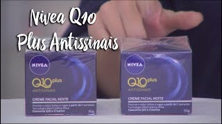 Nivea Q10 Plus Antissinais