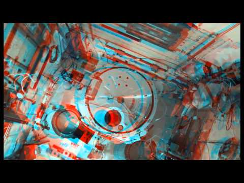 Art - NASA's 3-D Tour of the International Space Station