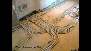 Правильная проводка электрики