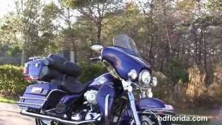 9. Used 2007 Harley Davidson Ultra Classic Electra Glide Motorcycles for sale
