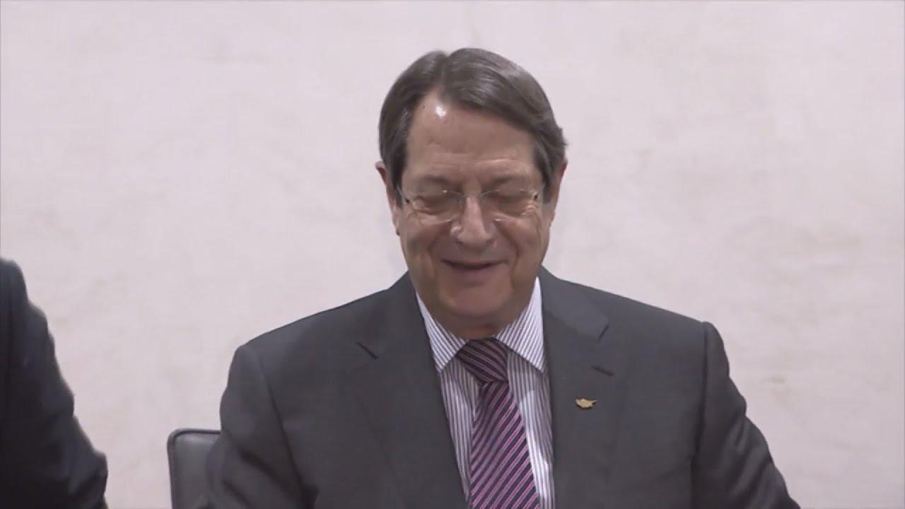 Αρχίζει στη Γενεύη η Διάσκεψη για το Κυπριακό