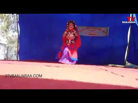 Video Cute Banjara Baby Girl Nice Dance on Folk Song || Must Watch & Share || 3TV BANJARAA download in MP3, 3GP, MP4, WEBM, AVI, FLV January 2017