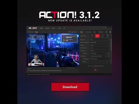 Mirillis Action 3.1.2 | Best Streaming/Recording Software 2018!