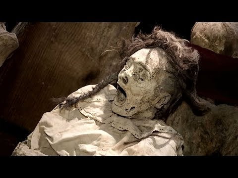 La impactante historia detrás de la leyenda de las momias de Guanajuato