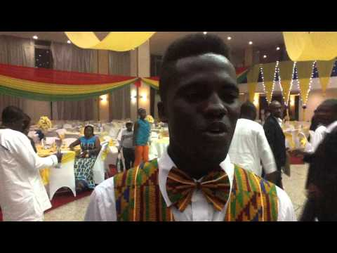 VIDEO: Abdul Wahid Omar on winning 2014 SWAG Amateur Boxer of the Year Award