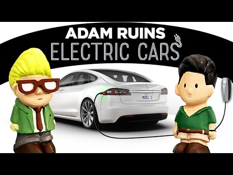Adam Ruins Everything Why Electric Cars Aren t as Good for the Environment as You