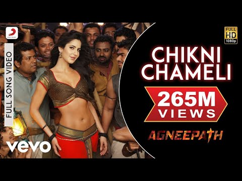 Agneepath - Chikni Chameli Extended Video