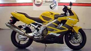 3. 2006 Honda CBR 600F4i
