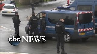 BREAKING VIDEO: Hostage Crisis Involving Paris Shooting Suspects