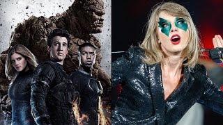 Simon Kinberg Talks Fantastic Four 2 & Taylor Swift