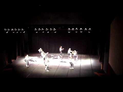 Festival de Dança - Joaçaba - Surdos Digitais - Colégio Marista Frei Rogério
