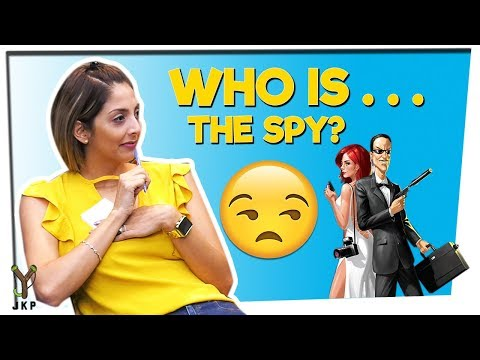 More Spyfall   Why Are There Squirrels Here?! Ft. Gina Darling