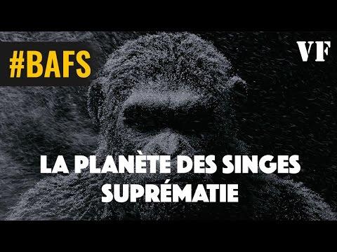 La Planete Des Singes : Suprematie - Bande Annonce VF - 2017