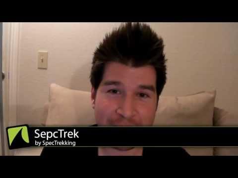 Video of SpecTrek