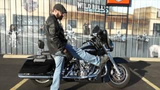 4. 2008 Harley-Davidson Street Glide