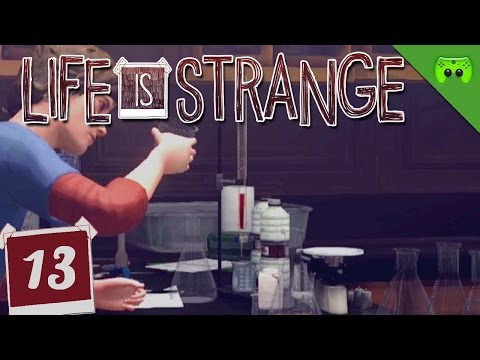LIFE IS STRANGE EPISODE 2 # 13 - Chemie «» Let's Play Life is Strange | Deutsch Full HD