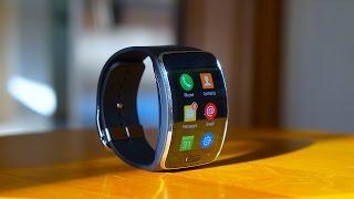 Samsung Gear S: First Impressions of Samsung's Wrist-Phone | Pocketnow