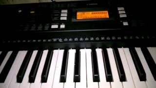 Yamaha Psr E343 Indonesia midi song